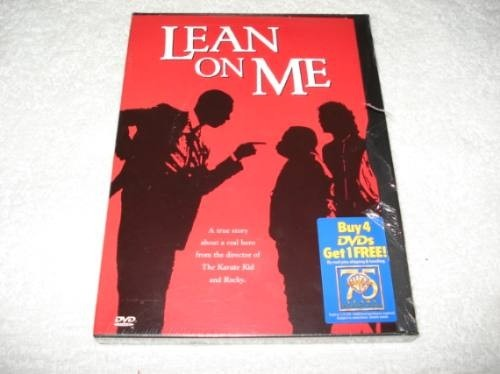 Dvd Importado Usa Região 1 Lean On Me Com Morgan Freeman