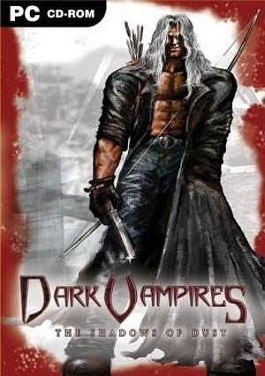Game Pc Dark Vampires - The Shadows Of Dust Novo Lacrado