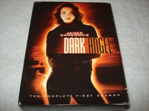 Dvd Box Dark Angel Primeira Temporada Completa Novo Lacrado