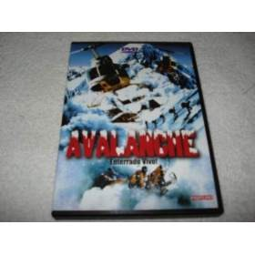 Dvd Avalanche Enterrado Vivo