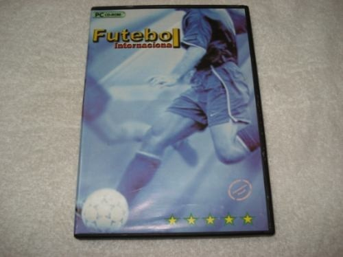 Game Pc Cd Futebol Internacional Novo Original Lacrado