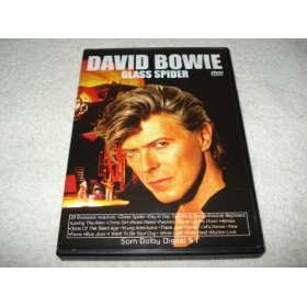 Dvd David Bowie Glass Spider Ao Vivo Em Sydney Austrália