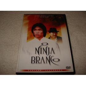 Dvd O Ninja Branco Fighter Collection