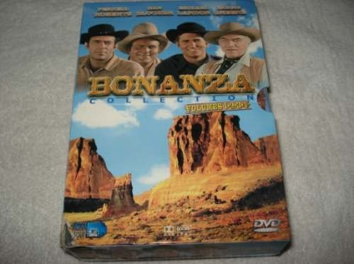 Dvd Box Bonanza Collection Novo Original Lacrado