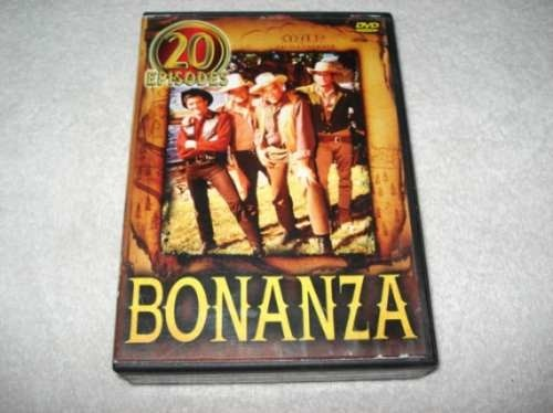 Dvd Box Bonanza 20 Episódios 5 Dvd's Double Sided Original