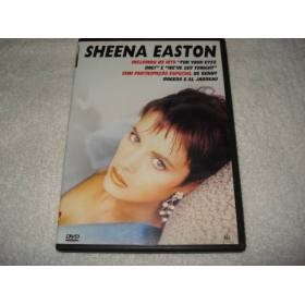 Dvd Sheena Easton Novo Original Lacrado