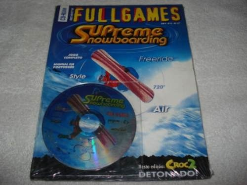 Game Pc Revista Full Games Game Supreme Snowboarding Para Pc
