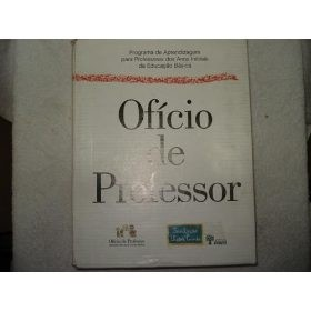 Livro Oficio De Professor 9 Volumes Box 2002 Editora Abril