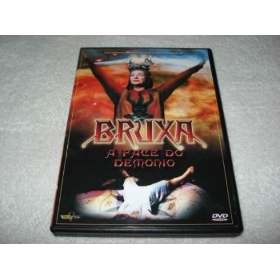 Dvd Bruxa A Face Do Demonio