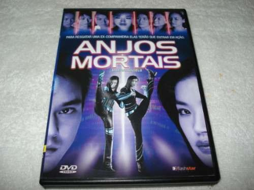Dvd Anjos Mortais Martial Angels Lacrado