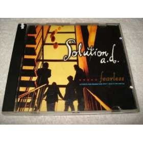 Cd Importado Solution A.d. Fearless Novo Lacrado
