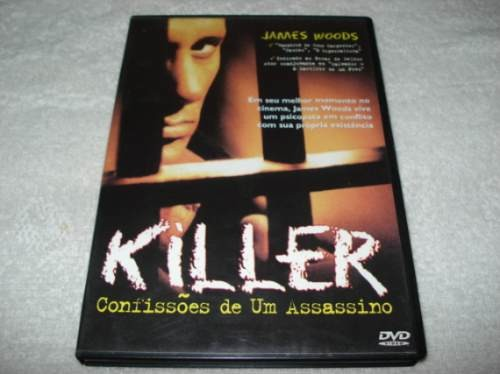 Dvd Killer Confissões De Um Assassino Com James Woods
