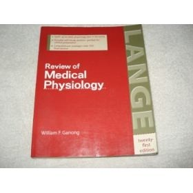 Livro Review Medical Physiology William Ganong 31ª Ed. 2003