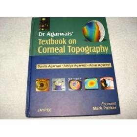 Livro Textbook On Corneal Topography Dr Agarwals 2006