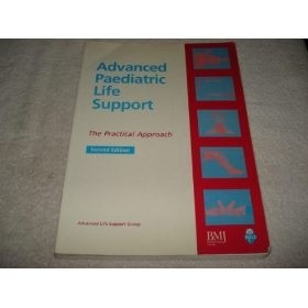 Livro Advanced Pediatric Life Support - 2a. Ed. Advance Life