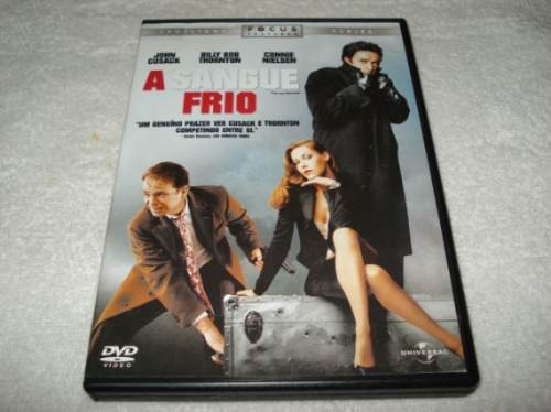 Dvd A Sangue Frio Com John Cusack E Billy Bob Thornton