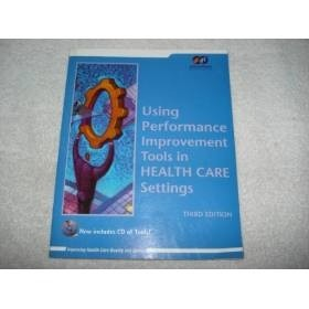 Livro Using Performance Improvement Tools In Health Care Set