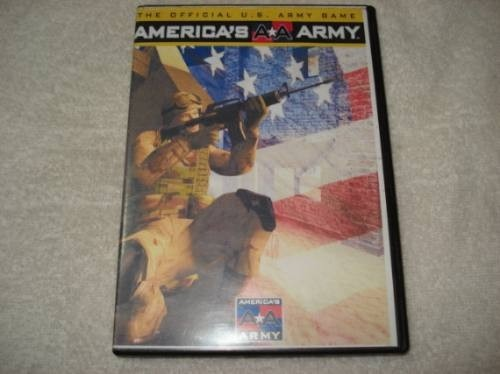 Game Pc Cd America's Army Novo Original Lacrado