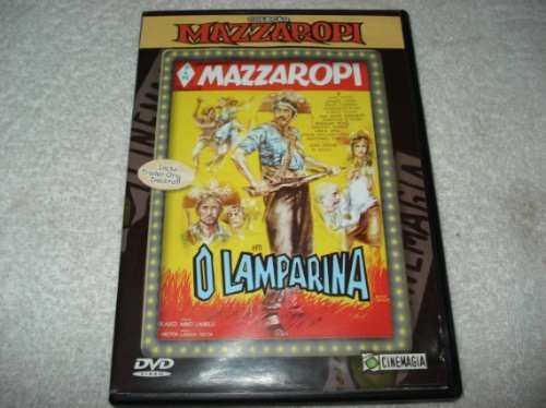 Dvd Mazzaropi - O Lamparina