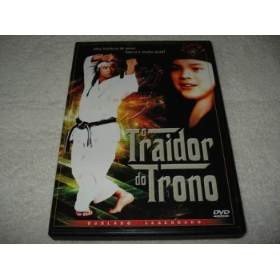 Dvd O Traidor Do Trono Fighter Collection Novo Lacrado