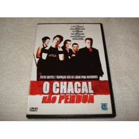 Dvd O Chacal Não Perdoa Rod Steiger Christopher Walken Novo