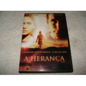 Dvd A Herança Com William Baldwin