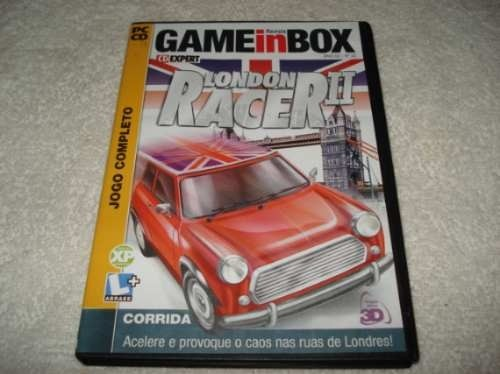 Game Cd Expert London Racer 2 Para Pc