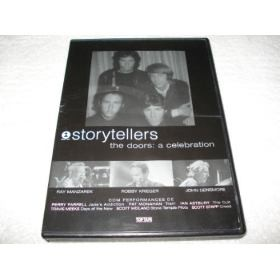 Dvd The Doors A Celebration Storytellers Novo Lacrado