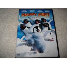 Dvd Happy Feet - O Pinguim