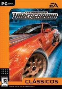Game Pc Need For Speed Underground Novo Original Lacrado