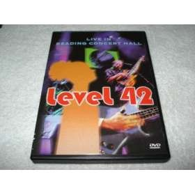 Dvd Level 42 Live In Reading Concert Hall Novo Lacrado