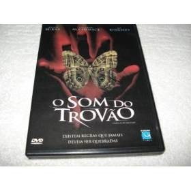 Dvd O Som Do Trovão Com Edward Burns E Ben Kingsley Lacrado