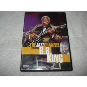 Dvd The Jazz Channel B. B. King Novo Original Lacrado