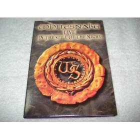 Dvd Cd Whitesnake Live In The Still The Night Novo Original