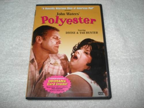 Dvd Polyester De John Waters Novo Original
