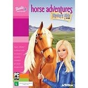 Game Pc Barbie Horse Adventure Mystery Ride Novo Lacrado