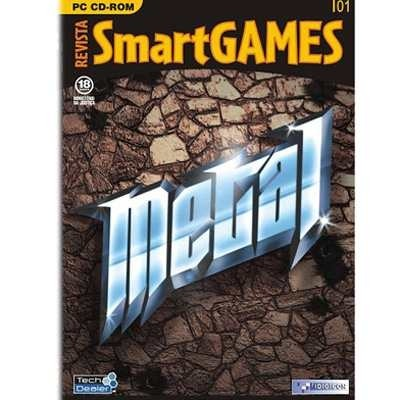 Game Pc Smart Games - Metal Novo Lacrado