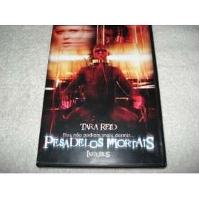 Dvd Pesadelos Mortais