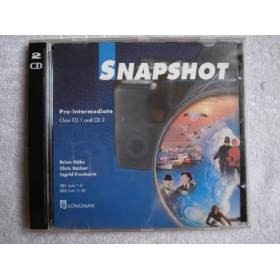 Cd Duplo Snapshot Ingles Pré Intermediate Original Novo
