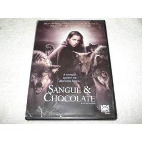 Dvd Sangue E Chocolate