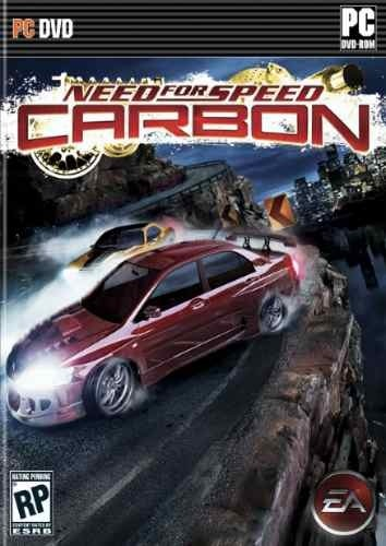 Game Need For Speed Carbon Pc Novo Original Lacrado