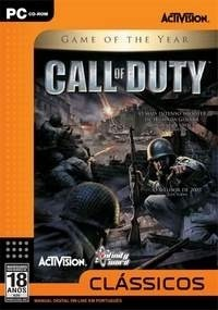 Game Pc Call Of Duty - Clássicos - Cd-rom