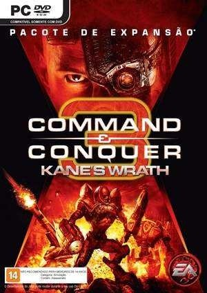 Game Pc Command & Conquer 3 Kane's Wrath - Dvd-rom