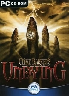 Game Pc Clive Barker´s Undying - Cd-rom Raridade