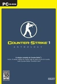 Game Pc Counter Strike 1 Anthology - Cd-rom