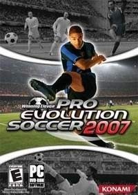 Game Winning Eleven - Pro Evolution Soccer 2007 Pc Lacrado