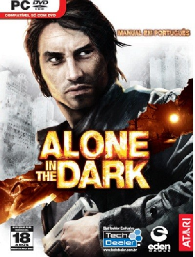 GAME PC ALONE IN THE DARK
