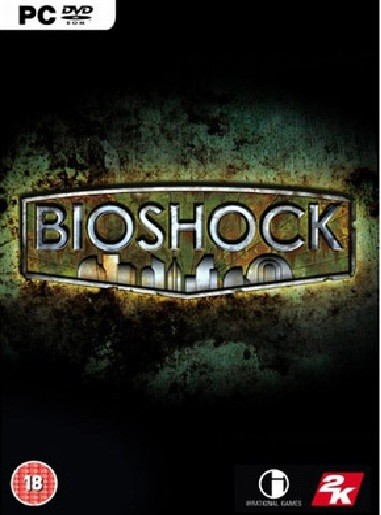GAME PC BIOSHOCK NOVO E LACRADO