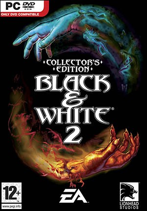 Game Pc Black & White 2 - Cd-rom