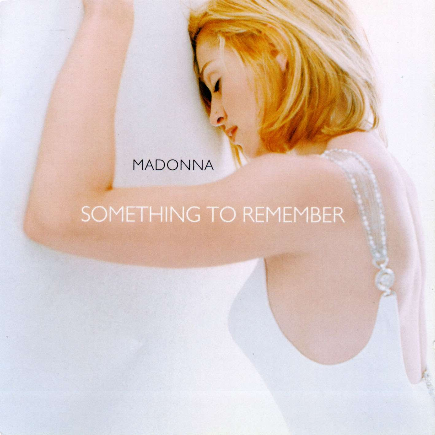 CD LACRADO MADONNA SOMETHING TO REMEMBER 1995